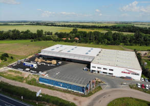 COMAX Roofs factory