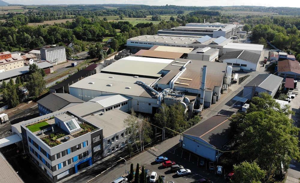 METAL TRADE COMAX headquarters in Velvary, 35km north of Prague